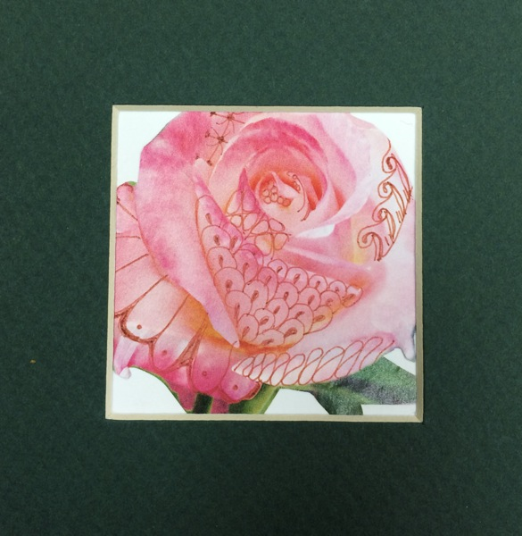 Rose patty