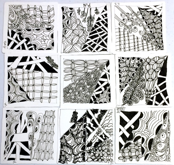Simply Zentangle