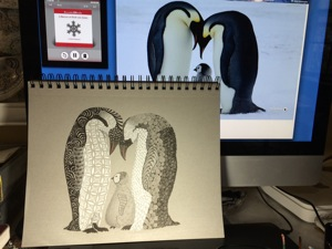 penguin-inspiration